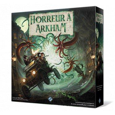Horreur à Arkham (3ème édition)