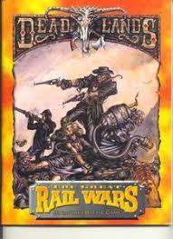 Deadlands : The great rail wars