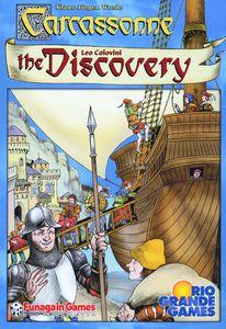 Carcassonne - La découverte (The Discovery)