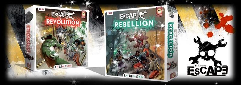 Escape - Rébellion