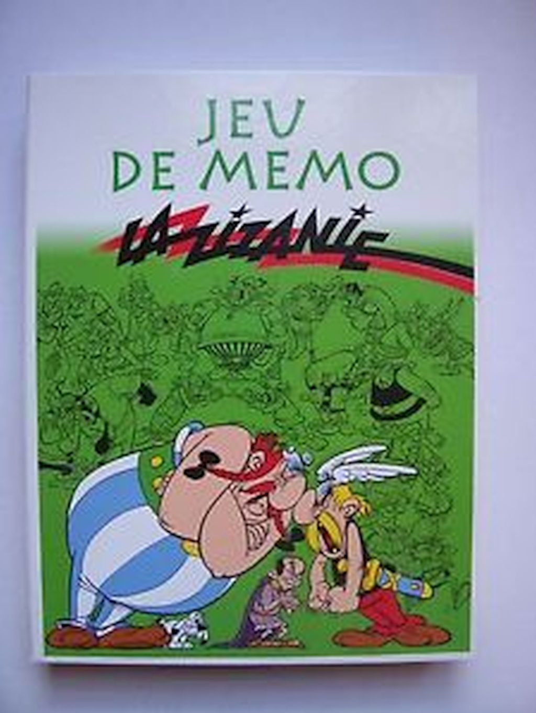 Asterix - Le jeu du mémo