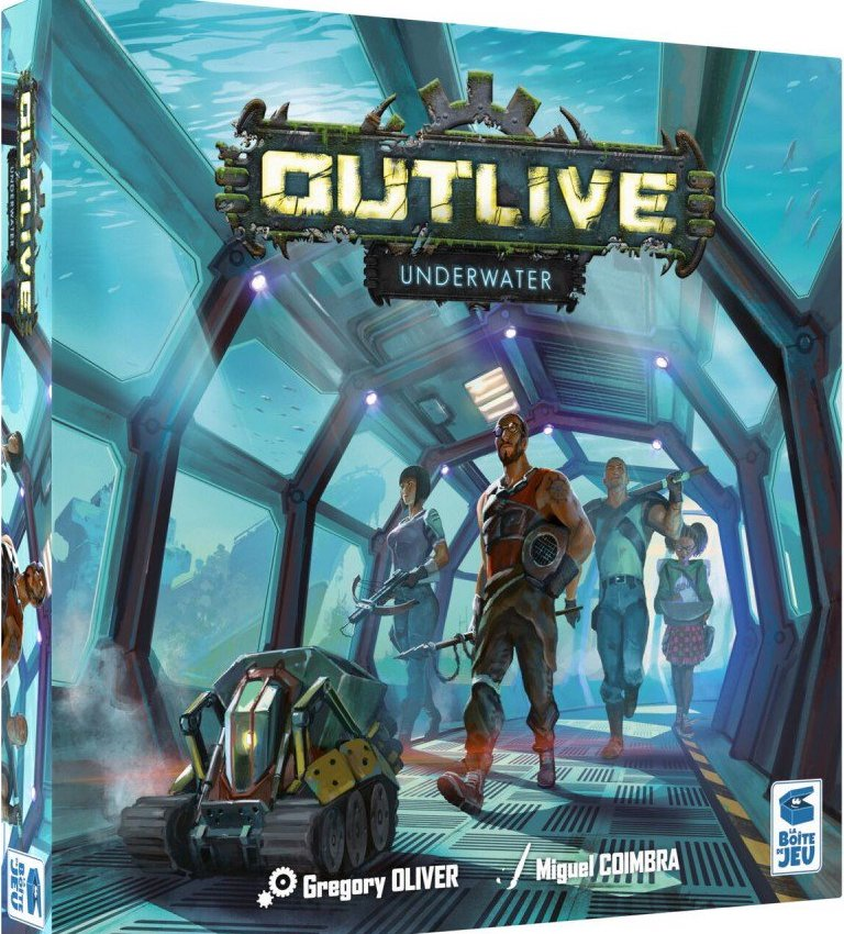 Outlive - extension Underwater