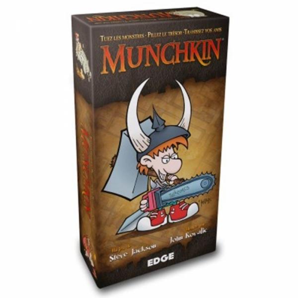 Munchkin + extension(s)