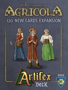 Agricola : Deck Artifex