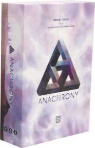 Anachrony - Pièces détachées