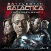 Battlestar Galactica - the board game VO