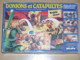 Donjons et Catapultes
