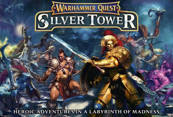 Warhammer Quest: Silver Tower (VF)