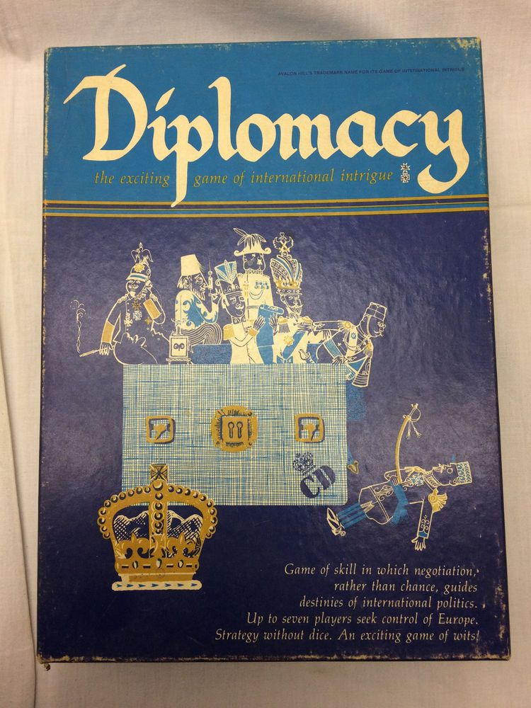 Diplomacy US