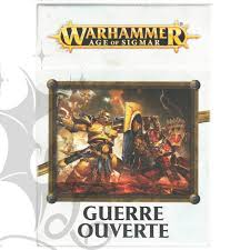 Age of Sigmar - Guerre Ouverte