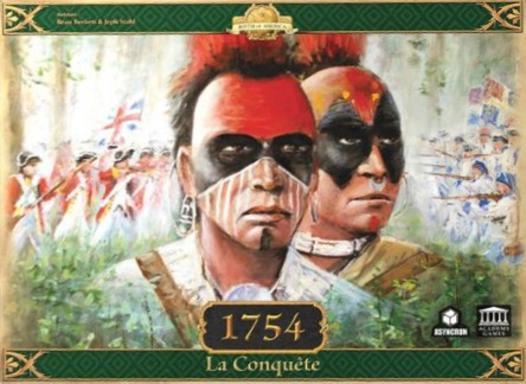 1754 : la conquête