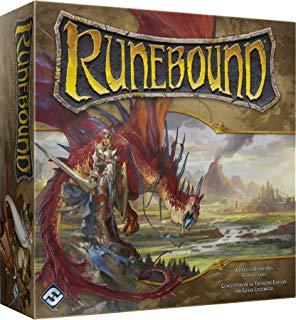 Runebound (troisième Édition) + extension(s)