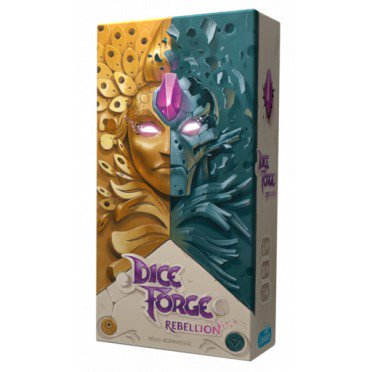 Dice Forge : rebellion