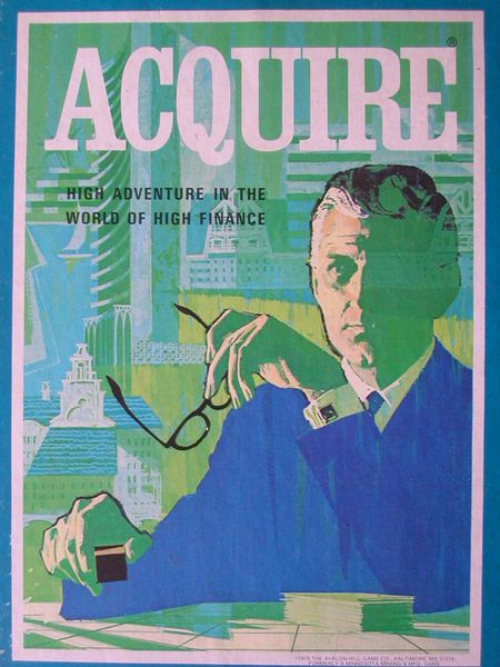 ACQUIRE 1976 (avalon hill)
