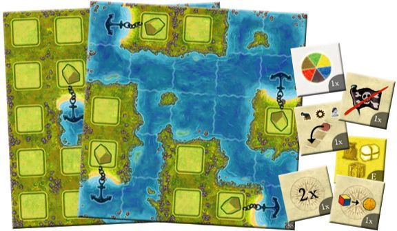 amerigo - queenie 2 : cove island
