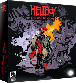 Hellboy - the boardgame