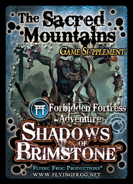 Shadows of Brimstone: Forbidden Fortress - The Sacred Mountains