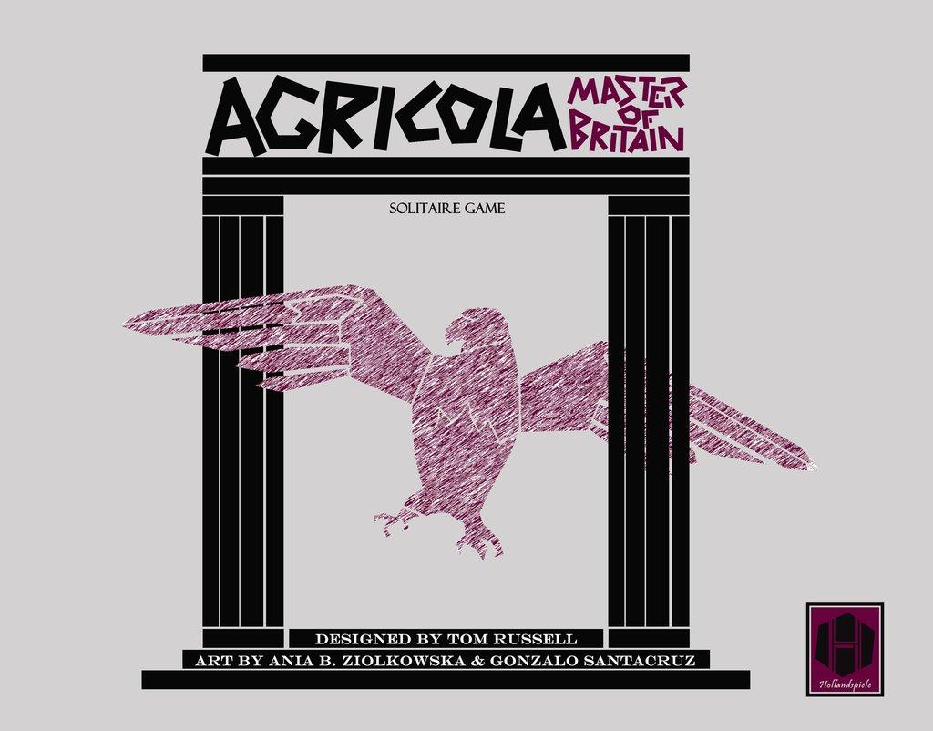 Agricola Master of Britain