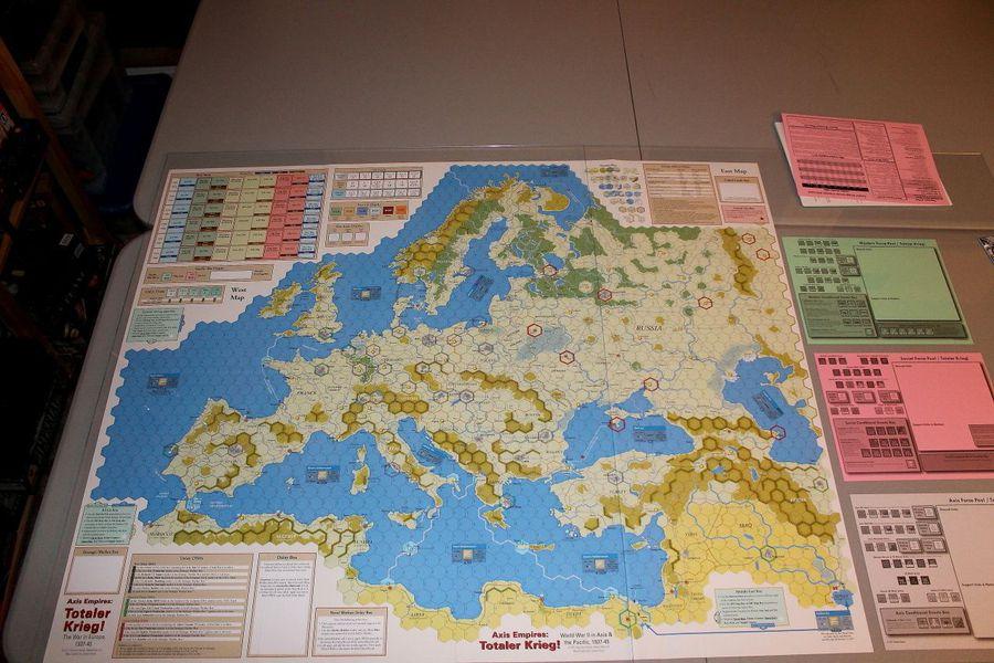 Axis Empires: Totaler Krieg!