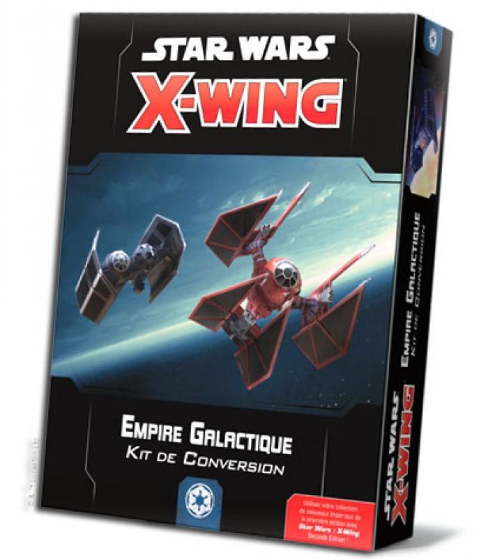 X-wing 2.0 : Kit De Conversion Empire Galactique