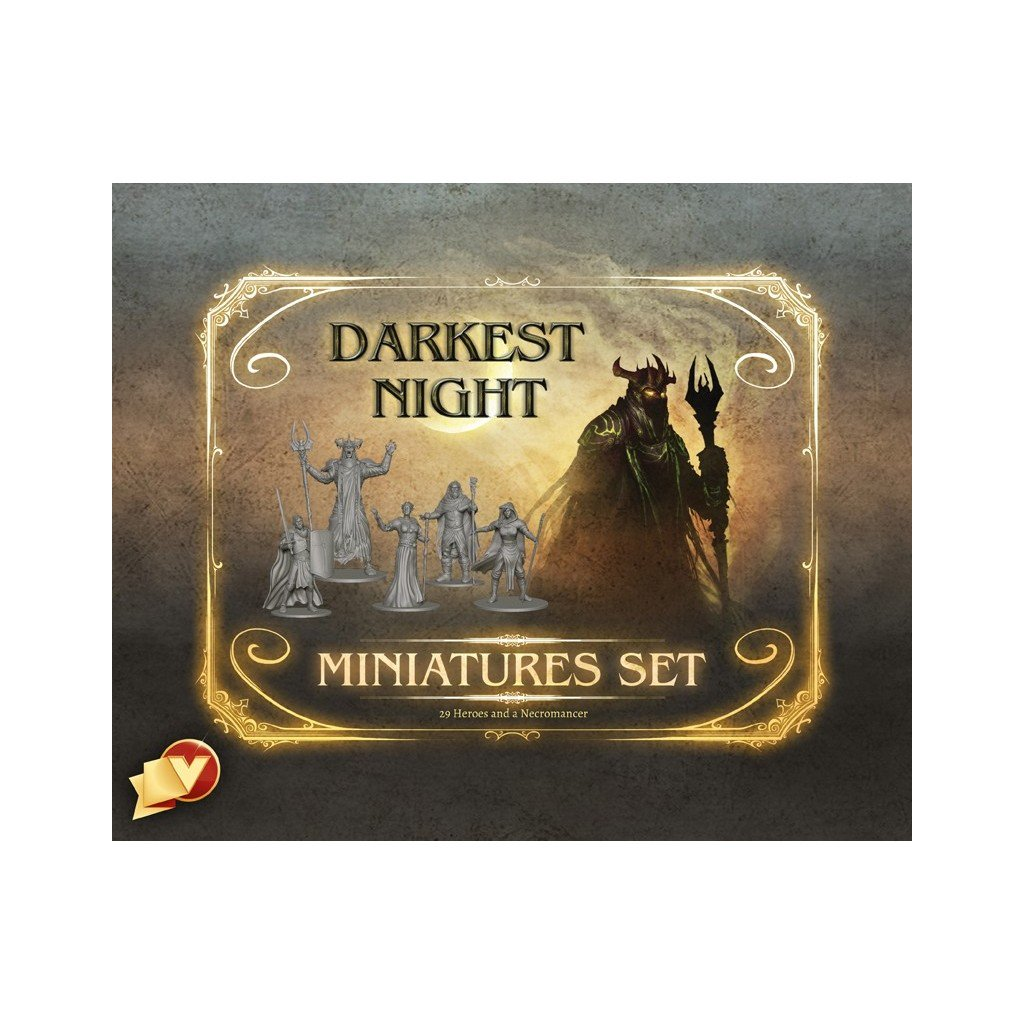 Darkest night : miniatures set