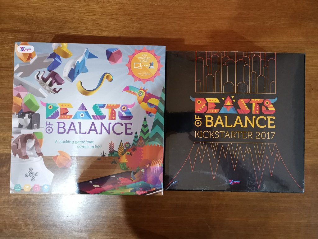 Beasts of Balance: New Edition & Battles Expansion