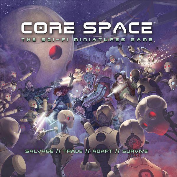 Core Space - Edition KickStarter