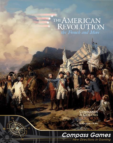 Commands & Colors : Tricorne - The American Revolution