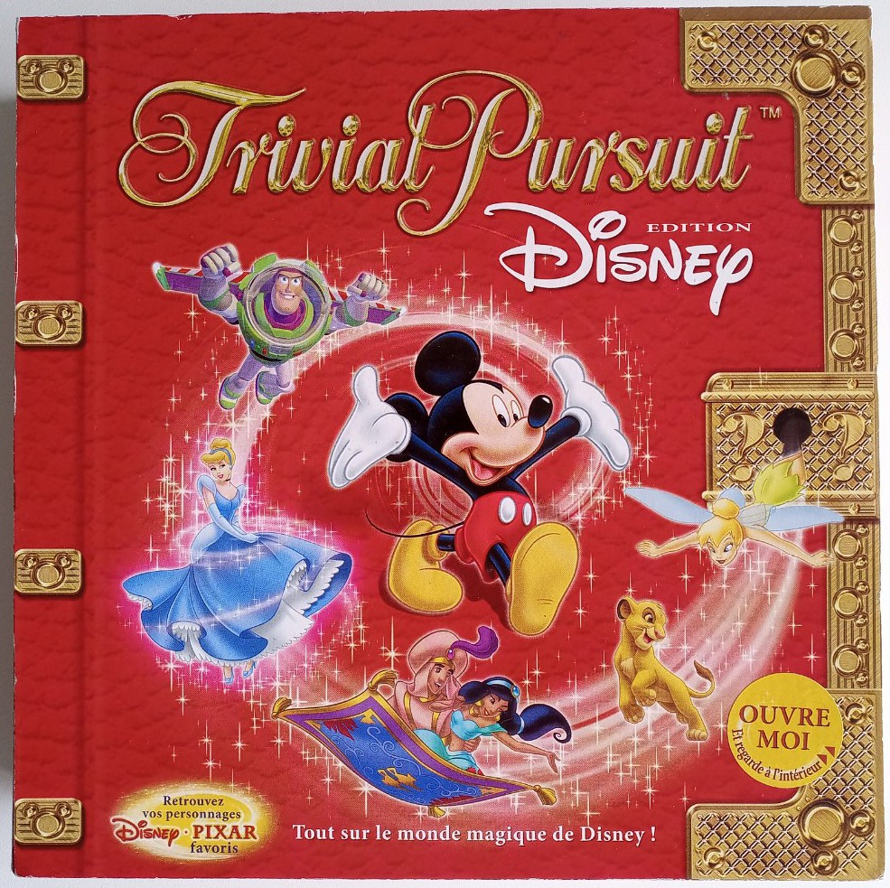Trivial pursuit édition Disney