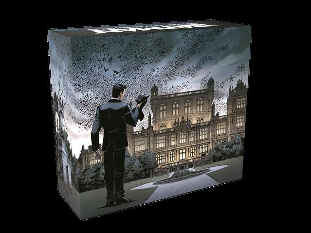 Batman : Gotham City Chronicles - Wayne Manor