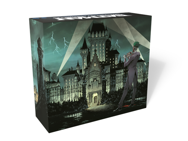 Batman - Gotham City Chronicles : Extension Arkham Asylum