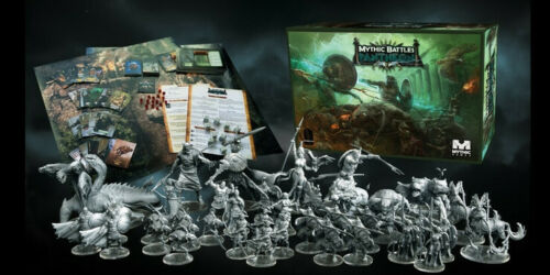 Mythic Battles Pantheon ALL IN