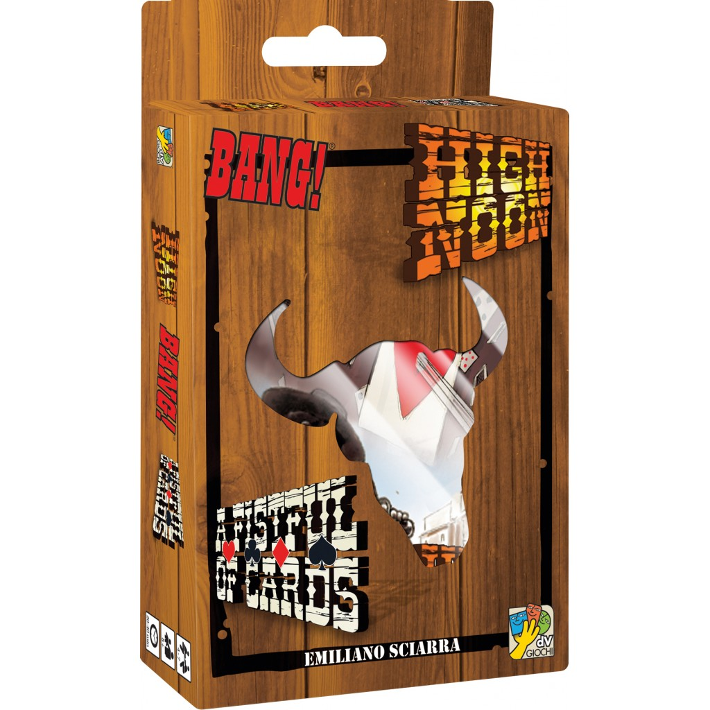 Bang - High Noon & A Fistful of Cards