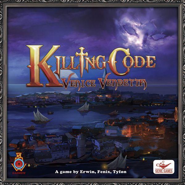 Killing Code : Venice Vendetta