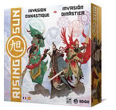 Rising Sun - Invasion dynastique