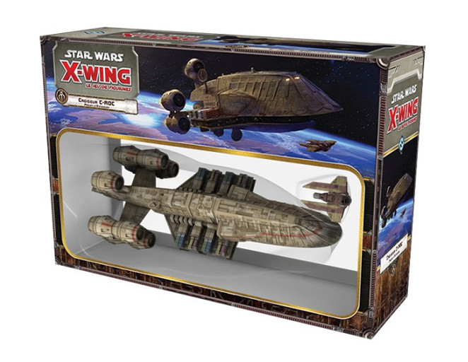 X-Wing - Croiseur C-ROC