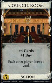 Dominion : Council Room