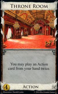 Dominion : Throne Room