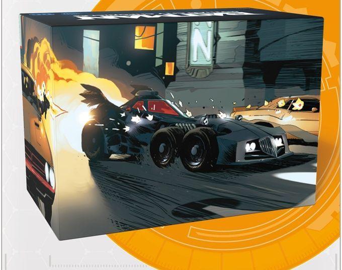 Batman : Gotham City Chronicles - Batmobile