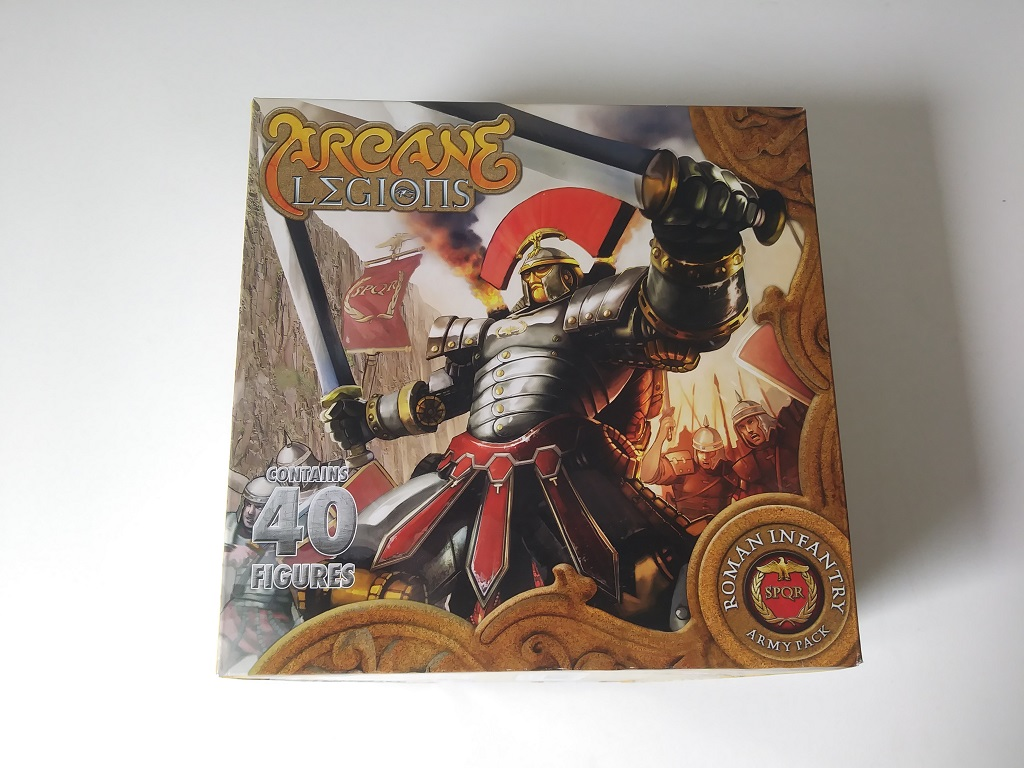 Arcane legions : Roman Infantry Army Pack