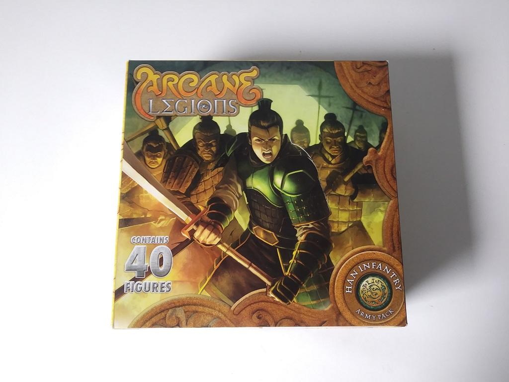 Arcane legions : Han Infantry Army Pack