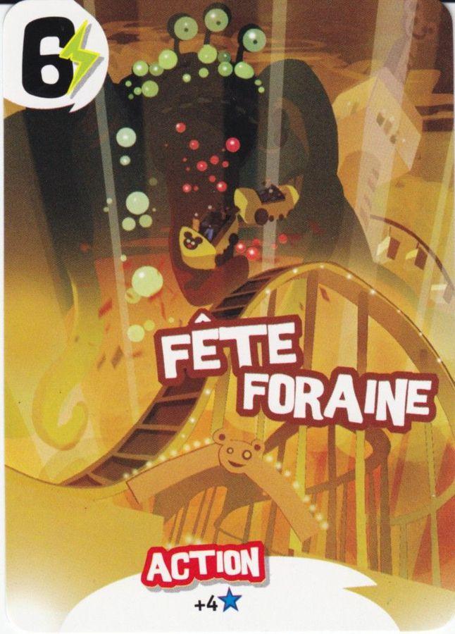 King of Tokyo - Carte promo Fête Foraine