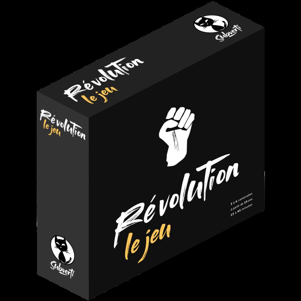 Révolution : le jeu