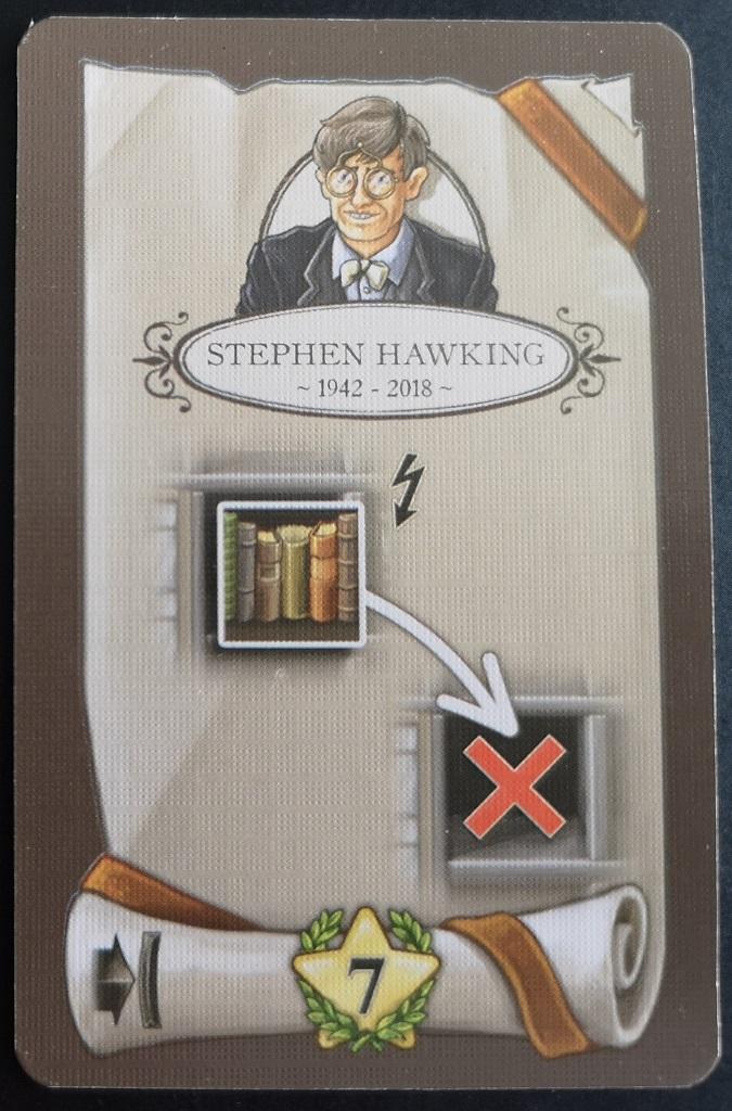 Newton goodies Stephen Hawking