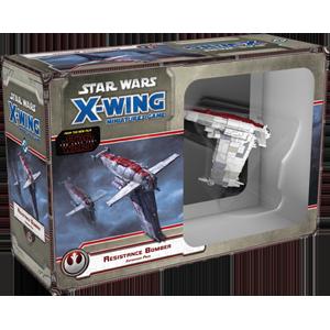 X-Wing - Bombardier de la Résistance