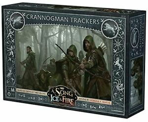 A song of Ice and Fire - Crannogman Trackers