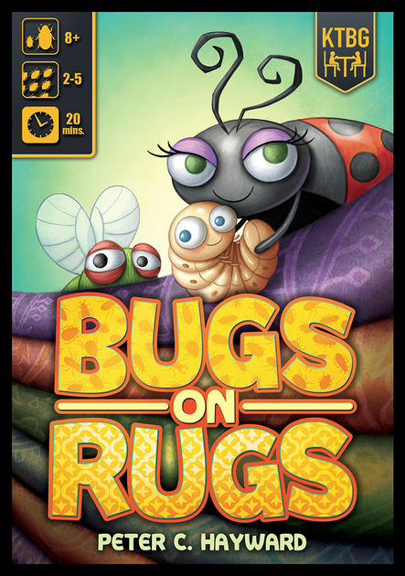 Bugs on rugs