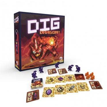 DIG : Dragon !