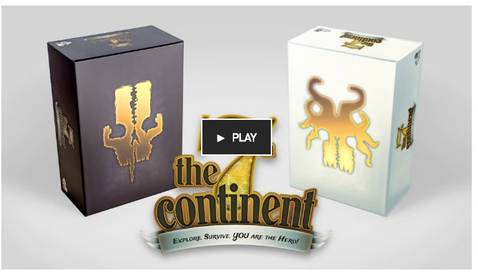 The 7th Continent - Packs KickStarter