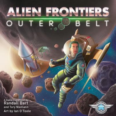 Alien Frontiers - Outer Belt